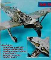 Aires Fw190D Detail Set For a Hasegawa Model 1/32 Scale Plastic Model Aircraft Accessory #2031