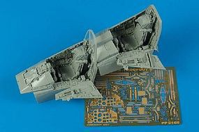 Aires Su25UB Frogfoot B Cockpit Set For Trumpeter Plastic Model Aircraft Accessory 1/32 #2168