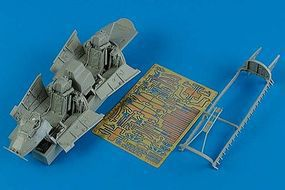 Aires Su27UB Flanker C Cockpit Set For Trumpeter Plastic Model Aircraft Accessory 1/32 #2176