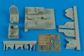 Aires A1H Skyraider Cockpit Set Plastic Model Aircraft Accessory 1/32 Scale #2178