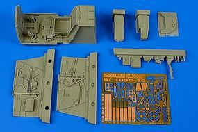 Aires Bf109G10 Cockpit Set For a Revell Model Plastic Model Aircraft Accessory 1/32 Scale #2193