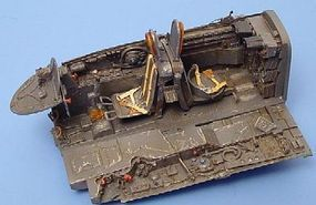 Aires He219A7 Cockpit Set For a Tamiya Model Plastic Model Aircraft Accessory 1/48 Scale #4046