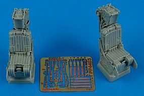 Aires A6E/EA6A MB Gruea7 Ejection Seats For Revell Plastic Model Aircraft Accessory 1/48 #4403