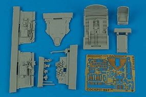 Aires P47D Cockpit Set For a Tamiya Model Plastic Model Aircraft Accessory 1/48 Scale #4465