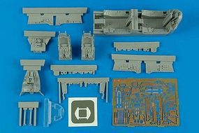 Aires F105G Thunderchief Cockpit Set For Hobby Boss Plastic Model Aircraft Accessory 1/48 #4555