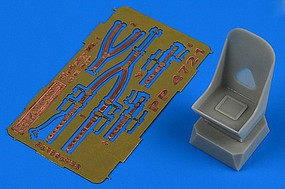 Aires 1/48 Gloster Gladiator Seat For ROD & EDU