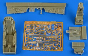 Aires 1/48 Super Etendart SEM Cockpit Set For KIN