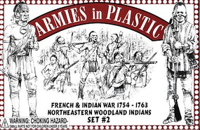 ArmiesInPlastic Northeastern Indians #2 (cranb