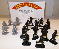 ArmiesInPlastic US ARMY & TALIBAN SET 1-32