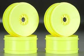 AKA 1/8 Buggy EVO Wheels Yellow (4)