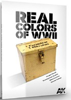 AK Real Colors of WWII Book