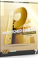 AK Learning Series 7- Photo-Etched Parts Complete Guide Book
