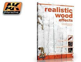 AK Realistic Wood Effects Book How To Model Book #259