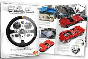 AK FAQ Civil Vehicles Scale Modeling Guide Book