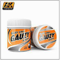 AK Gauzy Agent Glass Coat 100ml Bottle Hobby and Model Paint Supply #893