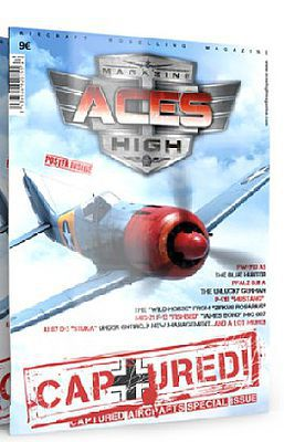 AK Interactive Aces High Magazine Issue 8- Captured!