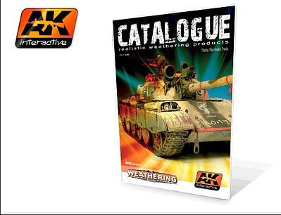 AK Interactive 2013 AK Interactive Catalog -- How To Model Book -- #catalog