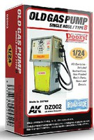 AK 1/24 Doozy Series- Regular Old-Type Gas Pump w/Single Hose (Resin)