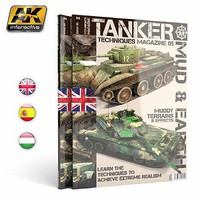 AK Tanker Magazine Issue 4- Mud & Earth