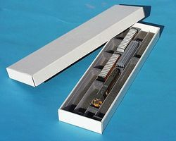 A-Line Hobby Tote System Low Sided Storage Container HO Scale Model Railroad Accessory #19254