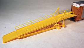 A-Line Auto Rack Loading Ramp - HO-Scale