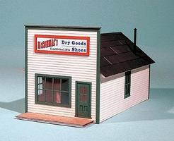 American-Models McCormacs Dry Goods Kit O Scale Model Railroad Building #494