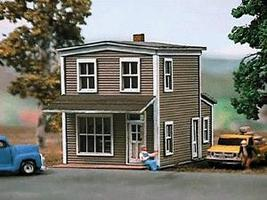 American-Models Springfield Cafe Kit N Scale Model Railroad Building #636