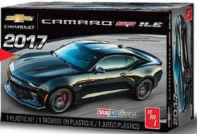 AMT 2017 Chevy Camaro Convertible Snap Plastic Model Car Kit 1/25 Scale #1032