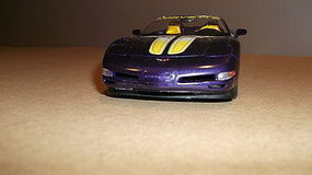 AMT 2008 CORVETTE INDY PACE Plastic Model Car Kit 1/25 Scale #816