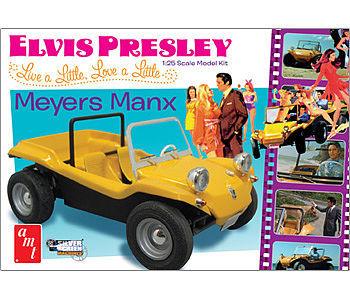 AMT/ERTL ELVIS MEYERS MANX -- Plastic Model Car Truck Vehicle Kit -- 1/25 Scale -- #847