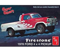 AMT 78 FORD PICKUP 1-25 Plastic Model Truck Kit #858