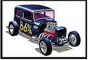 AMT 1932 Ford Victoria Car Plastic Model Car Kit 1/25 Scale #902