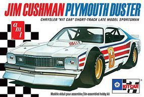 AMT Jim Cushman Plymouth Duster Plastic Model Car Kit 1/25 Scale #924