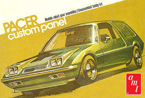 AMT 1977 AMC Pacer Wagon Plastic Model Car Kit 1/25 Scale #1008-12