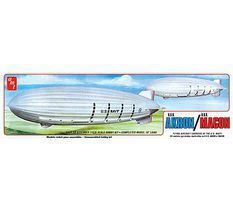 AMT USS Akron/USS Macon Plastic Model Airplane Kit 1/520 Scale #892-12