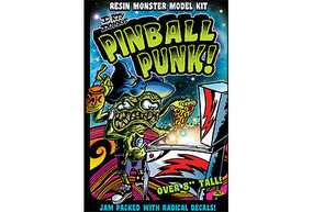 AMT Dirty Donny Pinball Punk Resin Monster Plastic Model Resin Kit 1/8 Scale