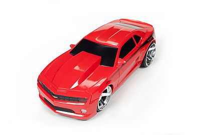 AMT/ERTL 2012 Chevy Camaro SpeedKIT Friction Model -- Motorized Plastic Model Vehicle -- #f100-12