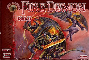 Alliance 1/72 Fire Demon Set #2 Figures (2)