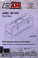 Advanced 1/48 Tool Box (2) for Soviet Aircraft (D)