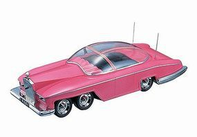 Aoshima FAB 1 Lady Penelopes Rolls Plastic Model Car Kit 1/32 Scale #05231