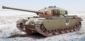 Ace British Centurion MK 3 Main Battle Tank Plastic Model Military Vehicle Kit 1/72 #72425