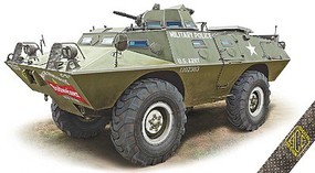 Ace 1/72 XM706E1 (V100) Armored Patrol Car