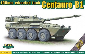 Ace 1/72 Centauro B1 105mm Wheeled Tank Destroyer