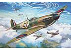 Airfix Supermarine Spitfire Mk I Aircraft Plastic Model Airplane Kit 1/72 Scale #01071