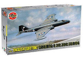 Airfix English Electric Canberra B2/B20 Bomber Plastic Model Airplane Kit 1/48 Scale #10101