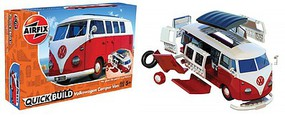 Airfix Quick Build Volkswagen Camper Bus (Snap)
