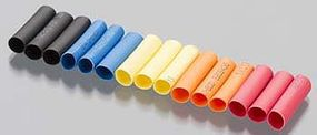 Associated Shrink Tubing 15pcs (3pcs/color)