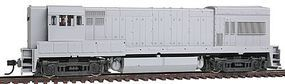 Atlas GE U23B w/High Hood Undecorated w/AAR Trucks HO Scale Model Train Diesel Locomotive #10000832
