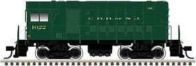 Atlas Alco HH600/660 - Standard DC - Master(R) Central Railroad of New Jersey #1021