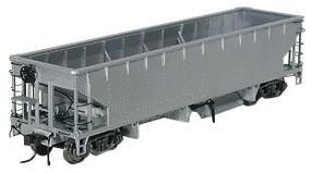 Atlas 70-Ton Hart Ballast Car - Undecorated HO Scale Model Train Freight Car #1150